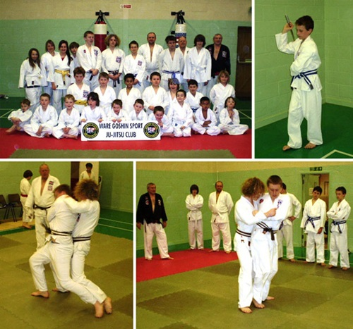 Ju Jitsu in Watton-at-Stone