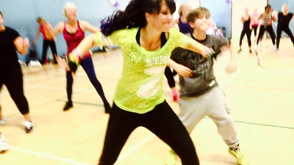 Zumba in Watton-at-Stone