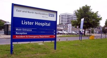 Lister Hospital Stevenage