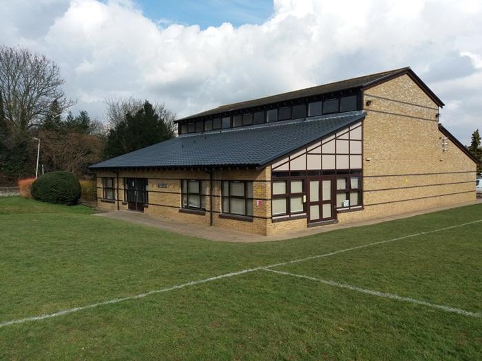 Nigel Poulton Community Hall
