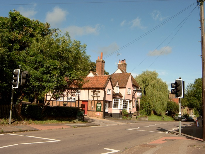 George and Dragon in Watton