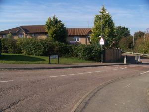 Morrymead Close in Watton