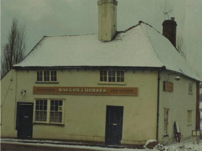 waggon-and-horses pub