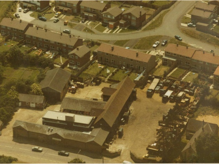 Watton at Stone in the 1970s